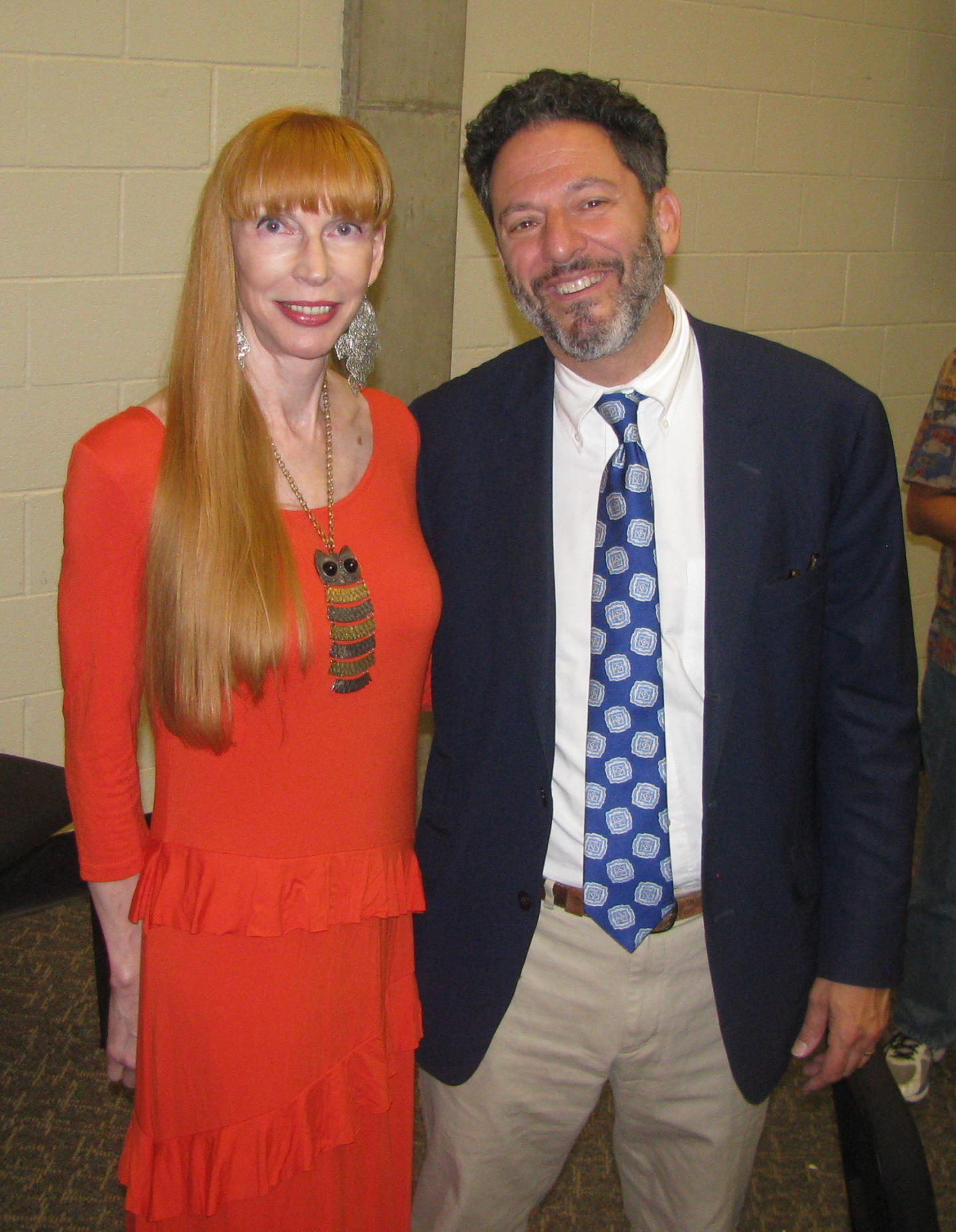 Laura Ainsworth and John Pizzarelli