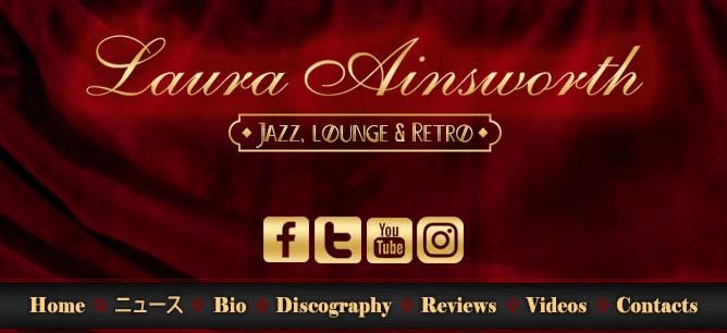 Laura Ainsworth - Jazz, Lounge & Retro
